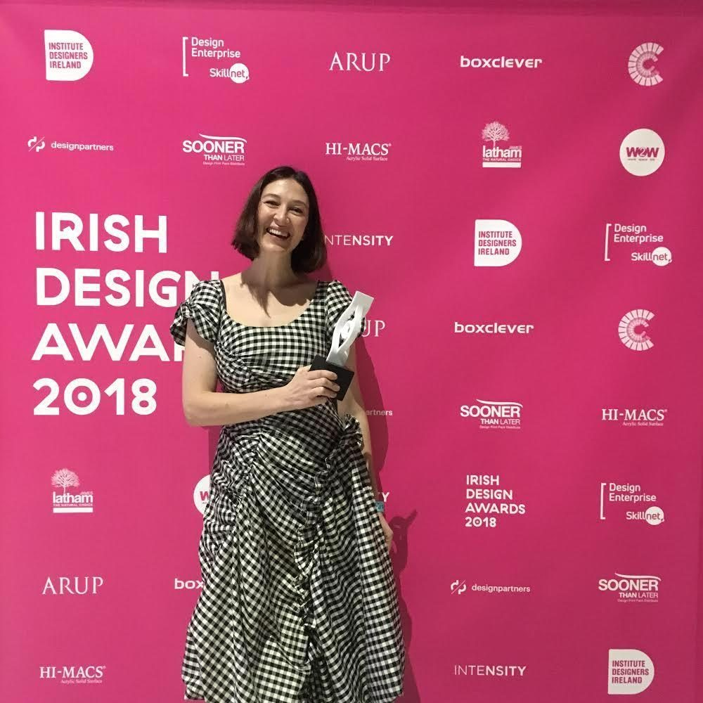 IRISH DESIGN AWARDS