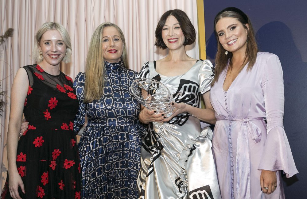 IRISH TATLER WOMAN OF THE YEAR