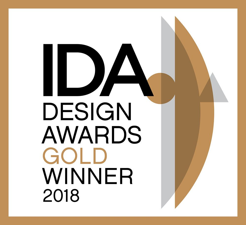 INTERNATIONAL DESIGN AWARD WINNER