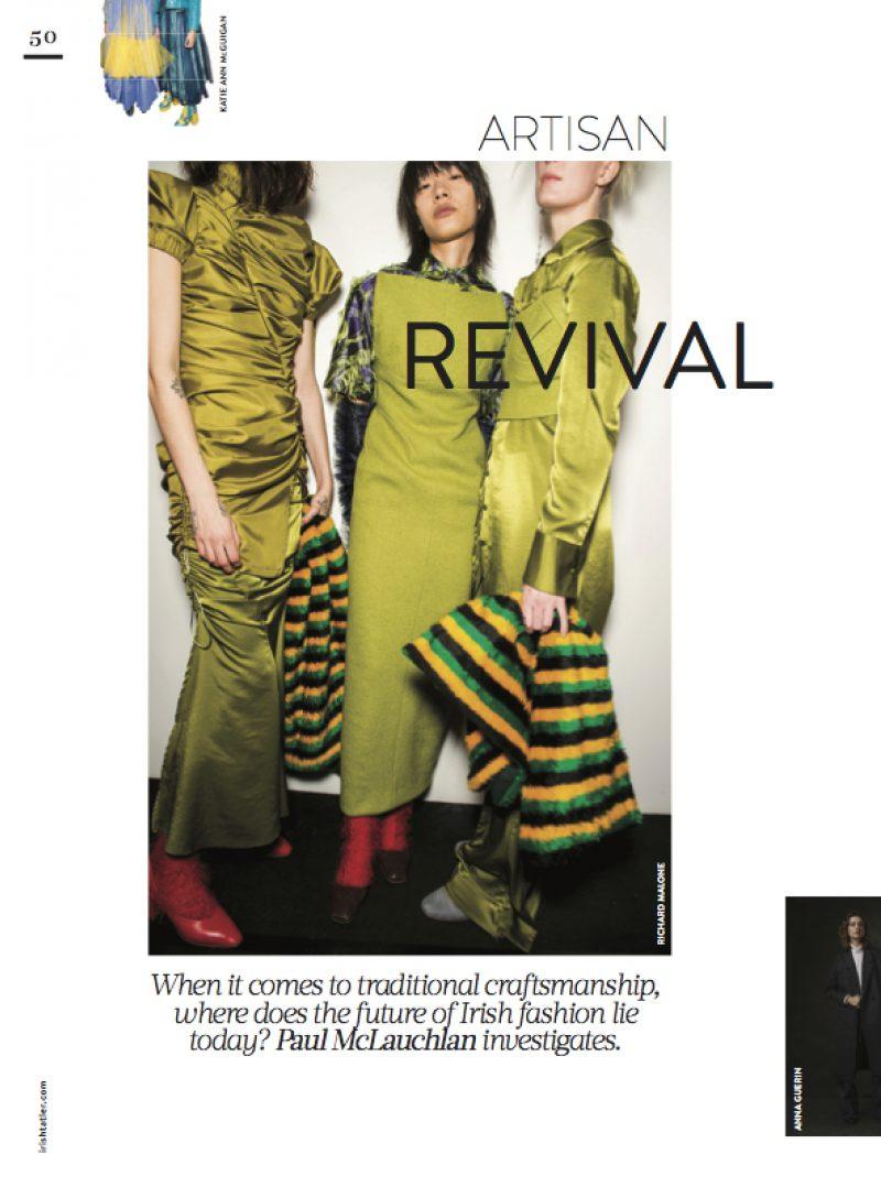 New York Times, Grazia & Fashionista