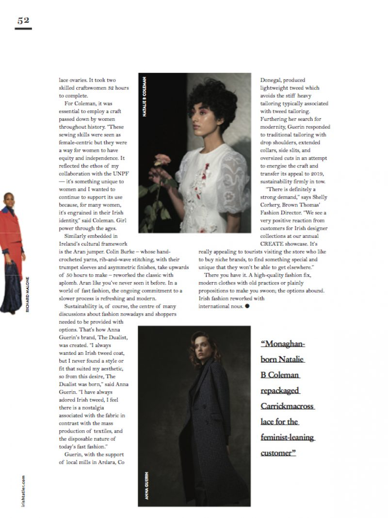 Mia Le Journal April 2019