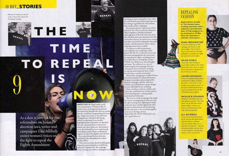L'Officiel Magazine Ukraine September 2019