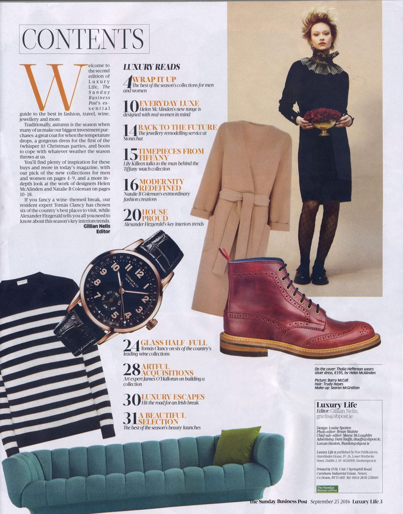 U Magazine October 2015