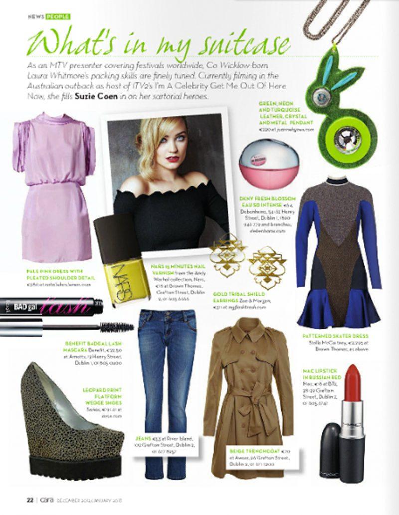 Life Magazine | Sunday Independent January 2015
